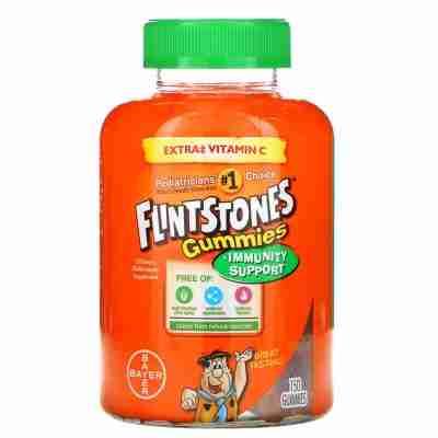 منتج Flintstones, علكات