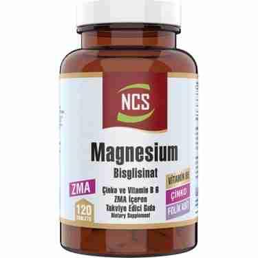 Ncs Zma Magnesium Bisglycinate
