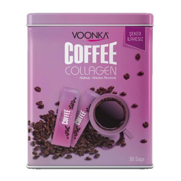 Voonka Coffee Collagen Cream